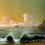 American artists - Heade, Martin Johnson (American, 1819-1904) 2