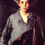 Portugese Fisherboy, American artists