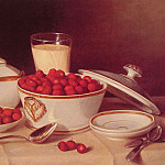 American artists - Strawberries and Cream
