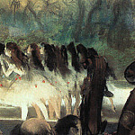 Edgar Degas - Ballet at the Paris Opera