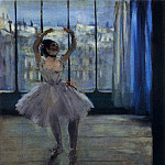 Dancer At The Photographers, Edgar Degas