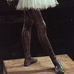 Little Dancer Fourteen Years Old, Edgar Degas