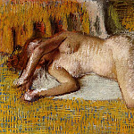 Edgar Degas - After the Bath 3