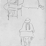 1,935 From American sketches. B., K. 26x19, two MHS, Alexander Deyneka