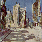 1945 Berlin. Destroyed buildings. B., wc. , Temp. , White, r. 47, 8h35, 9 TG, Alexander Deyneka