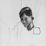 Alexander Deyneka - 1935 from the American sketches. B., K. 1922, 7x15, 3 MHS
