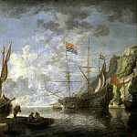part 11 Hermitage - Teniers, David the Younger. Maritime port