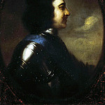part 11 Hermitage - Tannauer, Johann Gottfried. Portrait of Peter I