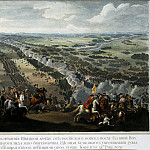 Simoneau, Charles. The battle between Russian and Swedish army at Poltava, 27 June 1709, part 11 Hermitage