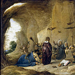 Teniers, David the Younger. Temptation of St. Anthony, David II Teniers