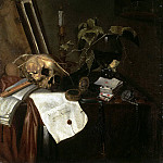 Stenveyk, Peter van. Still life, part 11 Hermitage