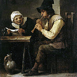Teniers, David the Younger. Duo, part 11 Hermitage