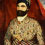 part 11 Hermitage - Seid Mirza. Half-length portrait bearded men
