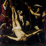 Spada, Lionello. Torment of the Apostle Peter, part 11 Hermitage