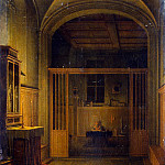 Stenveyk, Hendrick van the Younger. St. Jerome in his cell, part 11 Hermitage