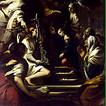part 11 Hermitage - Testa, Pietro. Introduction of Mary in the Temple