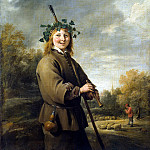 part 11 Hermitage - Teniers, David the Younger. Swain