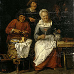 part 11 Hermitage - Tilborh, Gillis van. Peasants for food