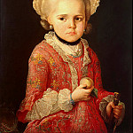 Sergeev, Matthew. Portrait of a Girl, part 11 Hermitage