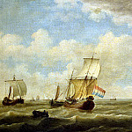 part 11 Hermitage - Silo, Adam. Sailing ships during the unrest