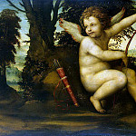part 11 Hermitage - Sodom. Cupid in a Landscape
