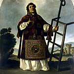 part 11 Hermitage - Zurbaran, Francisco. St Lawrence