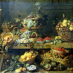 Snyders, Frans. Greengrocery, part 11 Hermitage