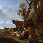 Rest, Nicolaes (Claes Pietersz.) Berchem