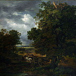 English Painter, early 19th century – Landscape, Metropolitan Museum: part 3