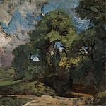 Stoke-by-Nayland, John Constable