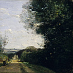 Metropolitan Museum: part 3 - Camille Corot - The Environs of Paris