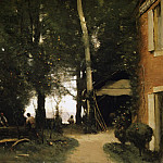 Metropolitan Museum: part 3 - Camille Corot - The Banks of the Seine at Conflans