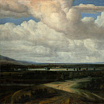 Metropolitan Museum: part 3 - Philips Koninck - A Panoramic Landscape with a Country Estate