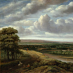 Philips Koninck – An Extensive Wooded Landscape, Metropolitan Museum: part 3