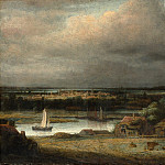 Metropolitan Museum: part 3 - Philips Koninck - Wide River Landscape