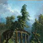 Metropolitan Museum: part 3 - Hubert Robert - The Bathing Pool