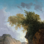 Metropolitan Museum: part 3 - Hubert Robert - The Dance