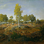 Metropolitan Museum: part 3 - Théodore Rousseau - A Path among the Rocks