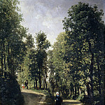 Metropolitan Museum: part 3 - Constant Troyon - Road in the Woods