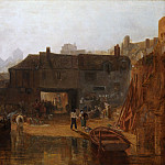 Metropolitan Museum: part 3 - Joseph Mallord William Turner - Saltash with the Water Ferry
