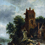 Metropolitan Museum: part 3 - Roelof van Vries - The Pigeon House