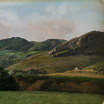 Metropolitan Museum: part 3 - Simon Denis - Mountainous Landscape at Tivoli