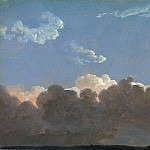 Metropolitan Museum: part 3 - Simon Denis - Cloud Study (Distant Storm)