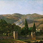 Metropolitan Museum: part 3 - Simon Denis - Fortified Wall, Italy