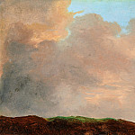Metropolitan Museum: part 3 - Pierre-Henri de Valenciennes or Circle - Sky at Dusk