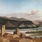 Alexandre Dubuisson – View in the Rhône Valley, Metropolitan Museum: part 3