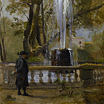 Wilhelm Marstrand – A Fountain in Rome, Metropolitan Museum: part 3