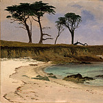 Sea Cove, Albert Bierstadt