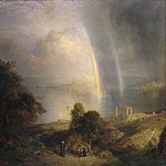 Metropolitan Museum: part 3 - Frederic Edwin Church - The Aegean Sea