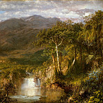 Frederic Edwin Church – Heart of the Andes, Metropolitan Museum: part 3